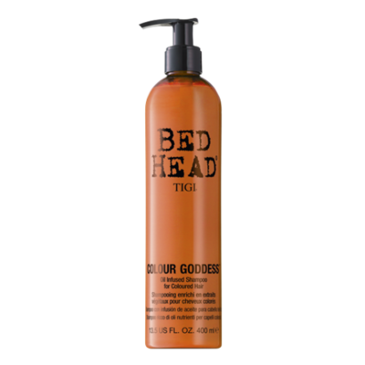 Bed Head Colour Goddess Shampoo 400 ml |  Cabello con Color