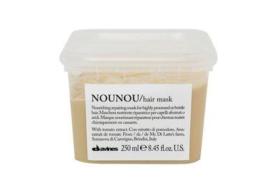 Davines NOUNOU Hair Mask 250 ml | Nutrición Intensiva