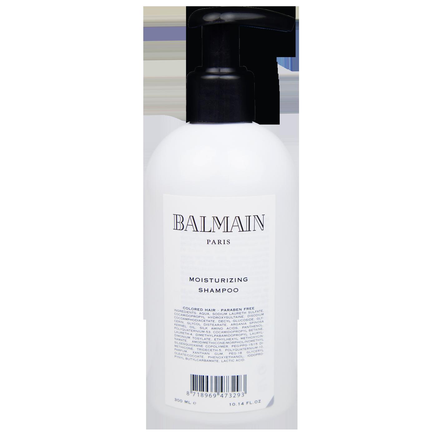 Balmain Moisturizing Shampoo 300 ml | Shampoo Hidratante