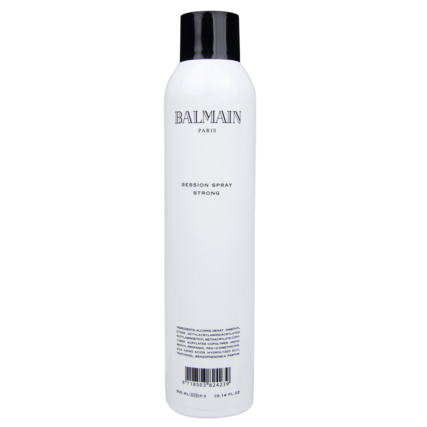 Balmain Session Spray Strong 300 ml | Fijación Fuerte