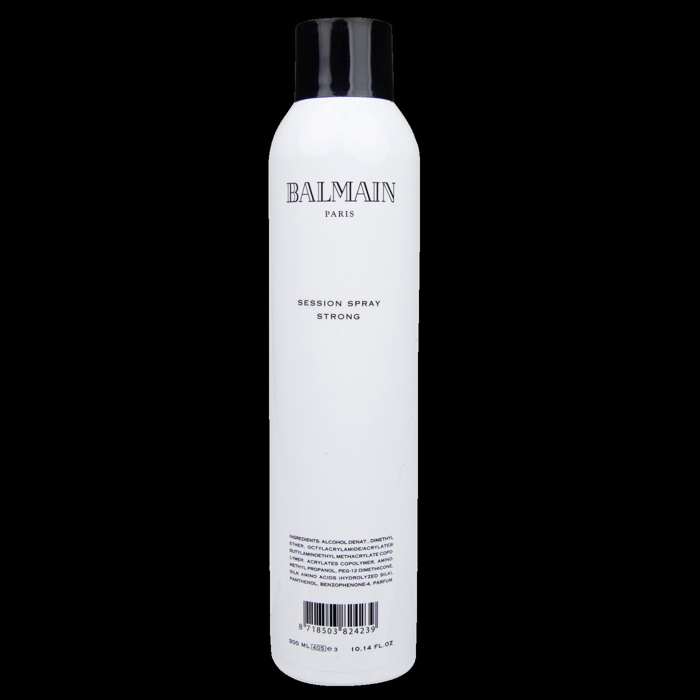 Balmain Session Spray Strong 300 ml | Fijación Fuerte
