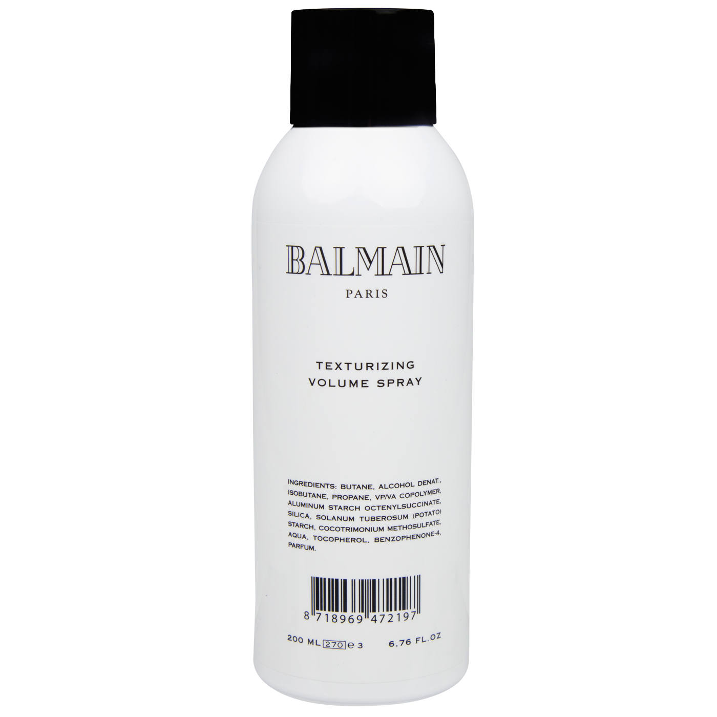 Balmain Texturizing Volume Spray 200 ml | Spray Voluminizante