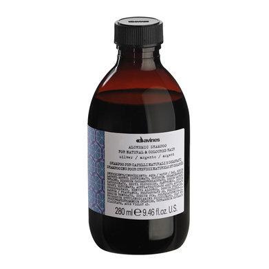 Davines Alchemic Shampoo Plata 280 ml