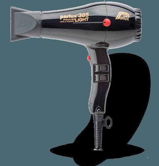 Parlux 385 Power Light | Negro | 2100 w