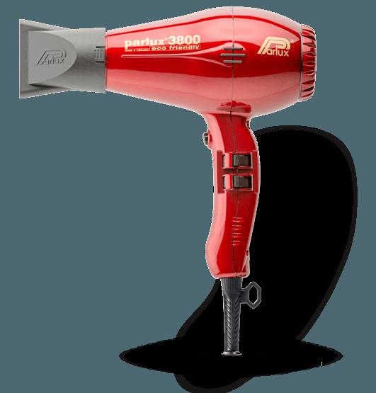 Parlux 3800   2100 w   Rojo