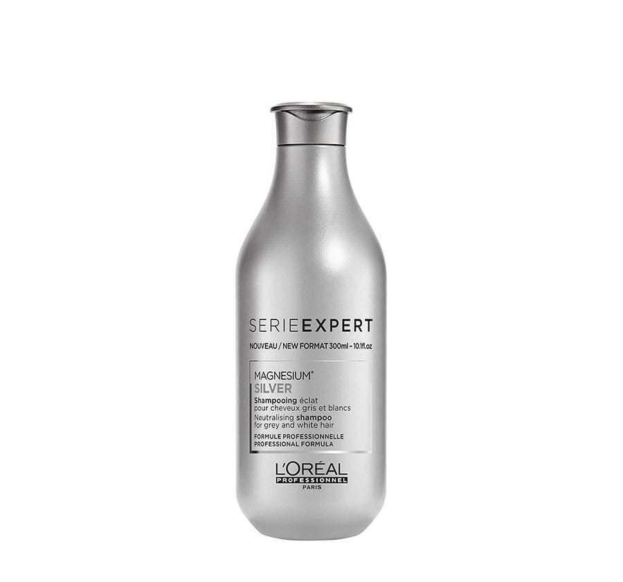 Loreal Silver Shampoo 500 ml
