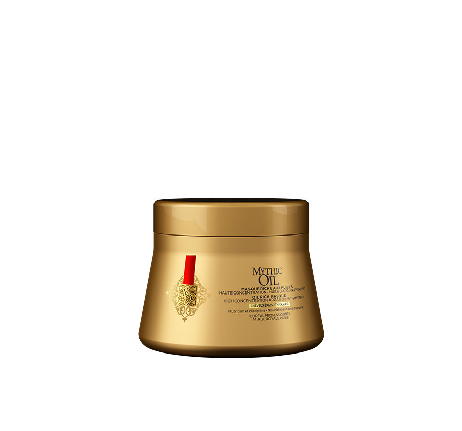 Loreal Mythic Oil Mascarilla Mascarilla 500 ml