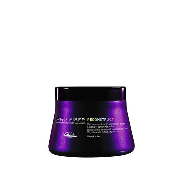 Loreal Pro Fiber Reconstruct Masque 200 ml