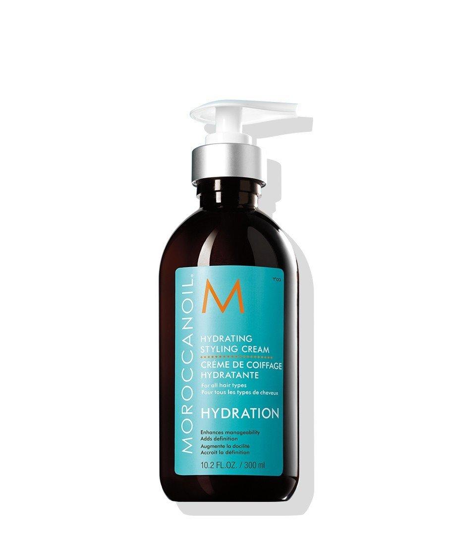 Moroccanoil Hydrating Styling Cream 300 ml   Crema para Peinar Hidratante