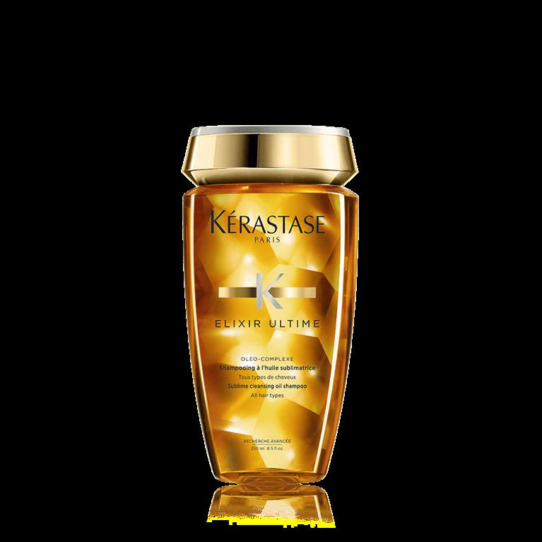 Kérastase Bain Elixir Ultime Oléo Complexe 250 ml | Shampoo Brillo