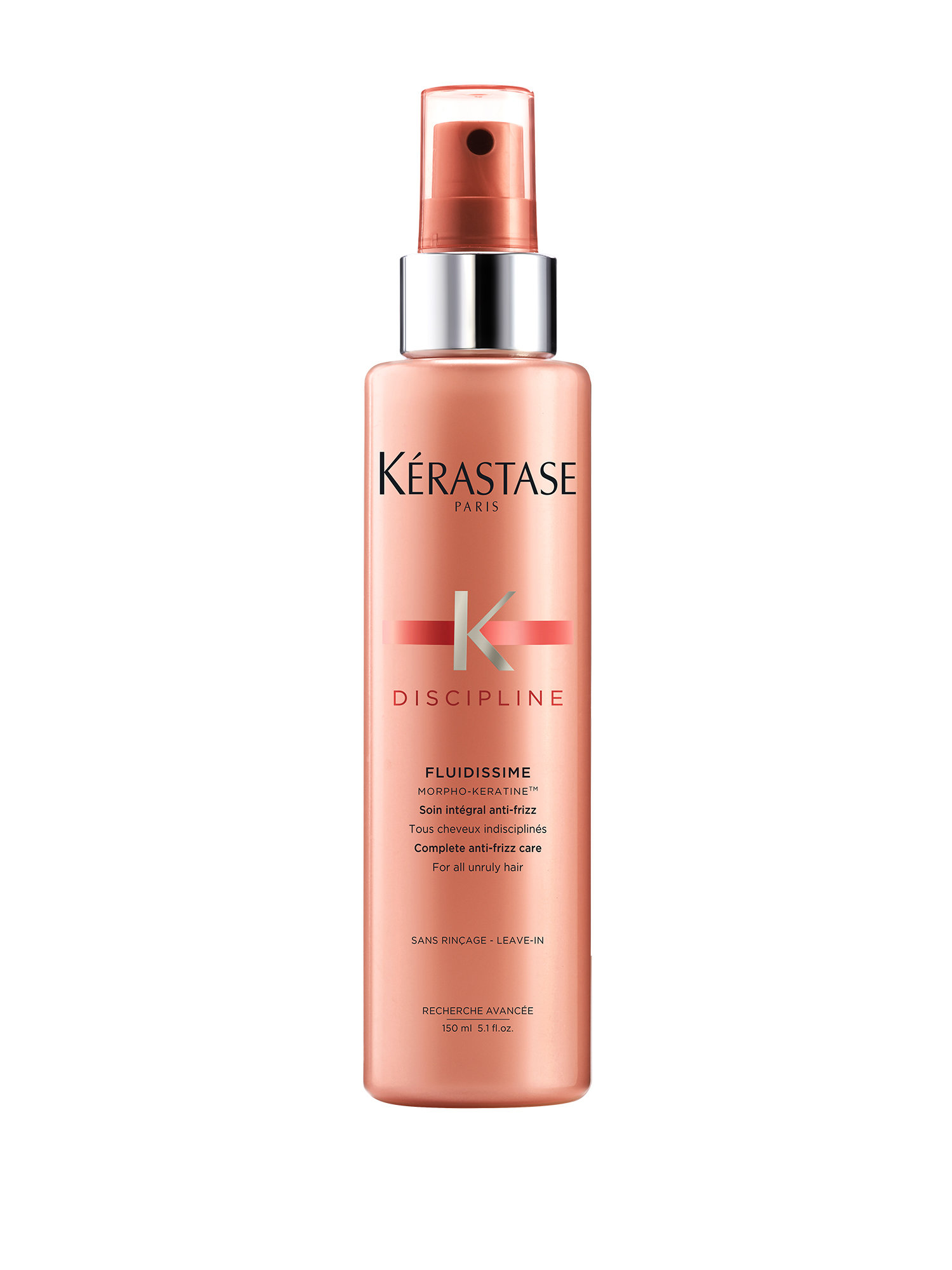Kérastase Fluidissime Discipline 150 ml | Spray Tratamiento Anti-frizz E1044000
