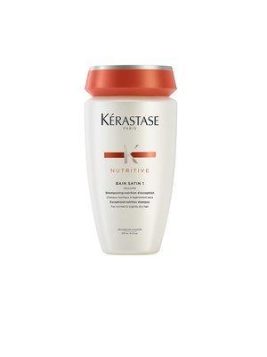Kérastase Bain Satin 1 Irisome 250 ml | Shampoo Nutrición Cabello Ligeramente Seco