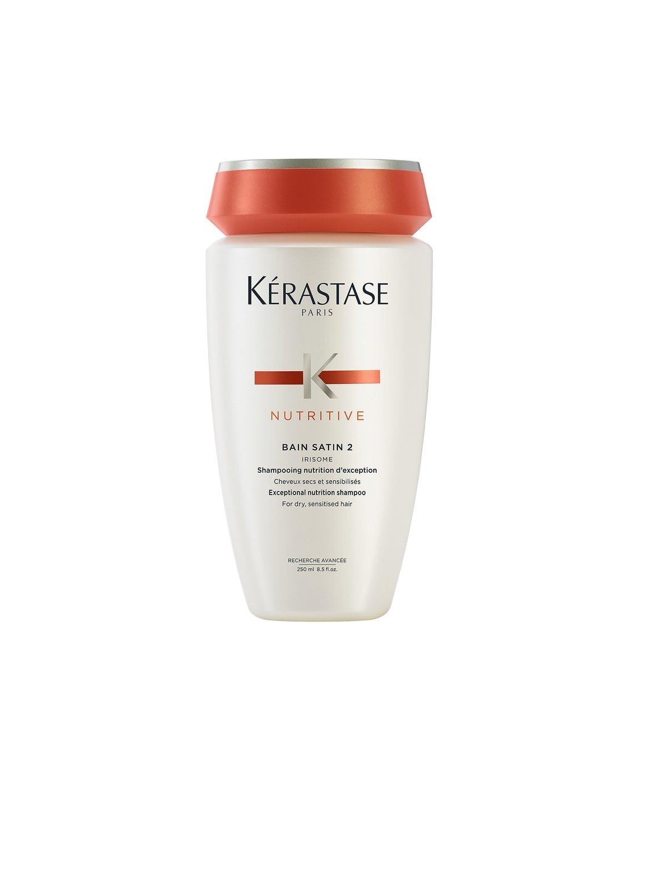 Kérastase Bain Satin 2 Irisome 250 ml | Shampoo Nutrición Medianamente Seco