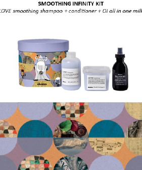 Davines Smoothing Cyber Kit