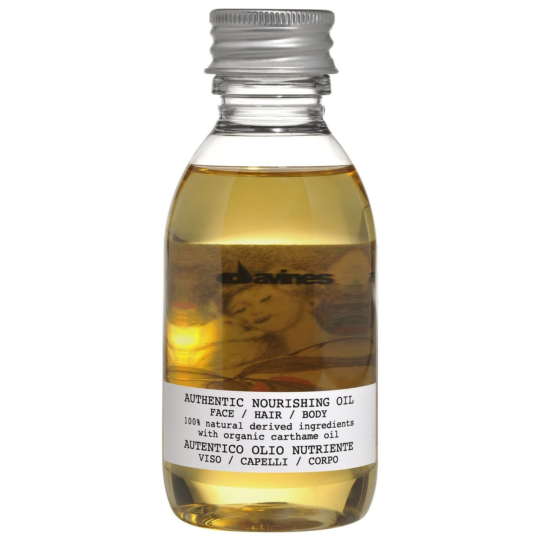 Davines Authentic Nourishing Oil 140 ml   100% Natural