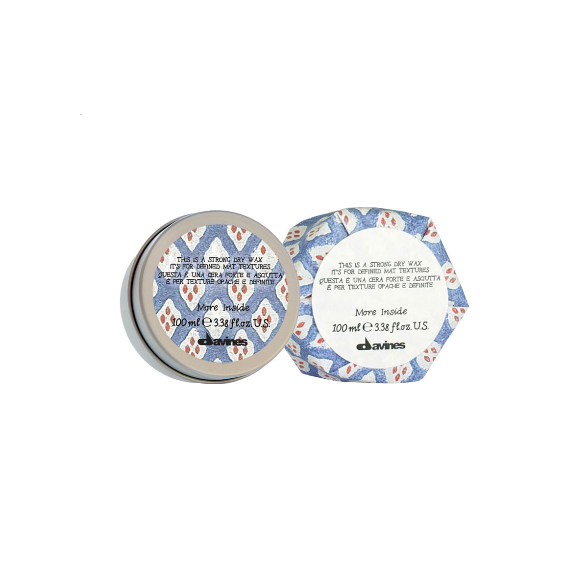 Davines This is a Strong Dry Wax 75 ml | Cera Fuerte Seca 87067