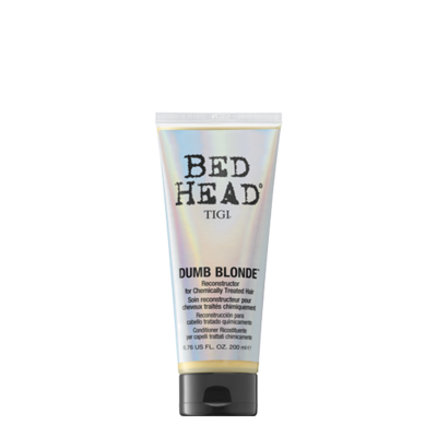Bed Head Dumb Blonde Reconstructor 200 ml | Mascarilla Reconstrucción Rubio Mechas