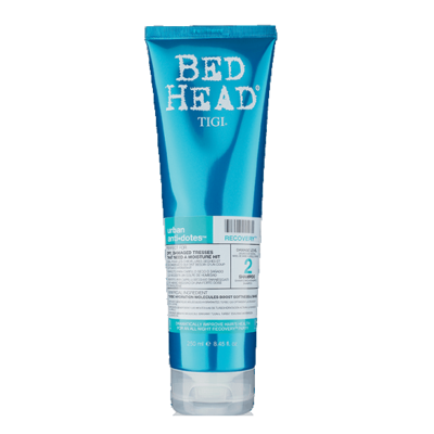 Bed Head Nivel 2 Recovery Shampoo 250 ml | Hidratación Profunda