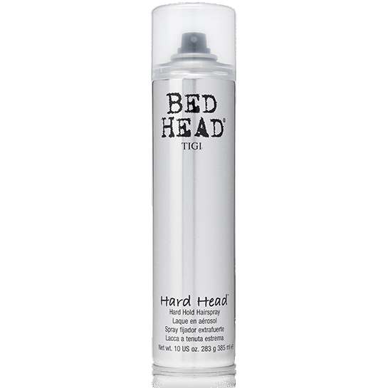 Bed Head Hard Head Hairspray 400 ml | Spray Alta Fijación