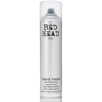 Bed Head Hard Head Hairspray 400 ml | Spray Alta Fijación