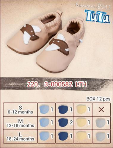 обувь детская Tu-tu