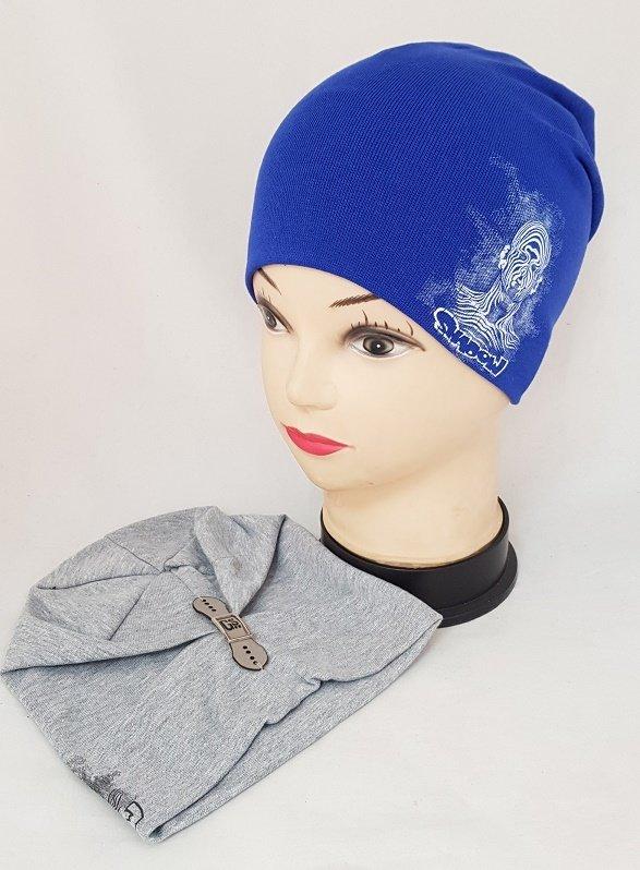 GOLFSTREAM шапка подростковая ДЖИН