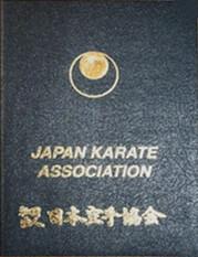 JKA:n karatepassi