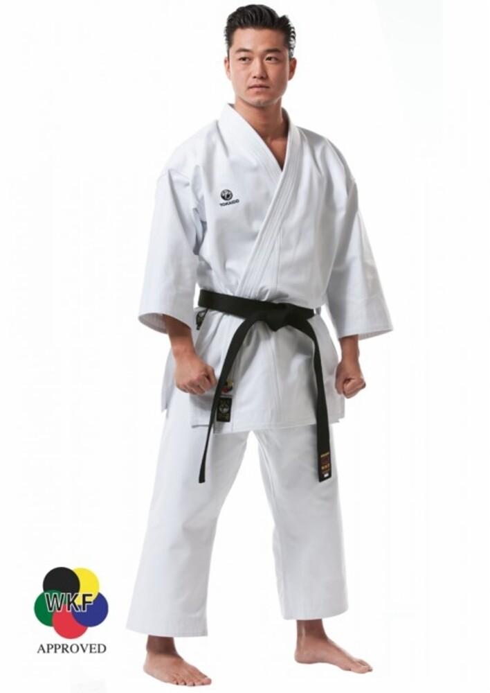 TOKAIDO Kata Master 180 cm  (JKA brodeeraus)