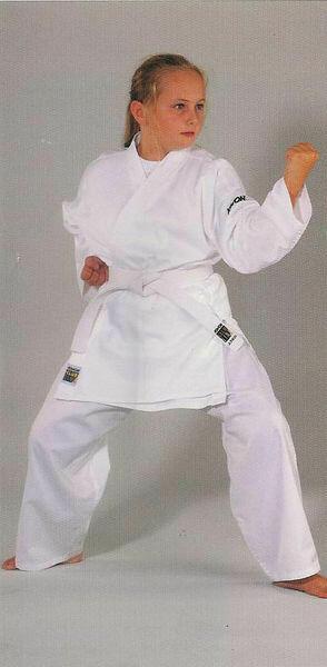 KWON Club Line Karate harjoituspuku 150 cm