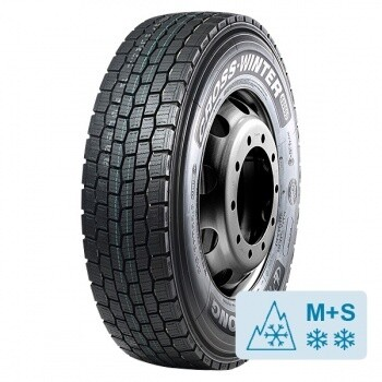Linglong KWD600 Kuorma-autoon M+S TALVI 315/70-22.5 M