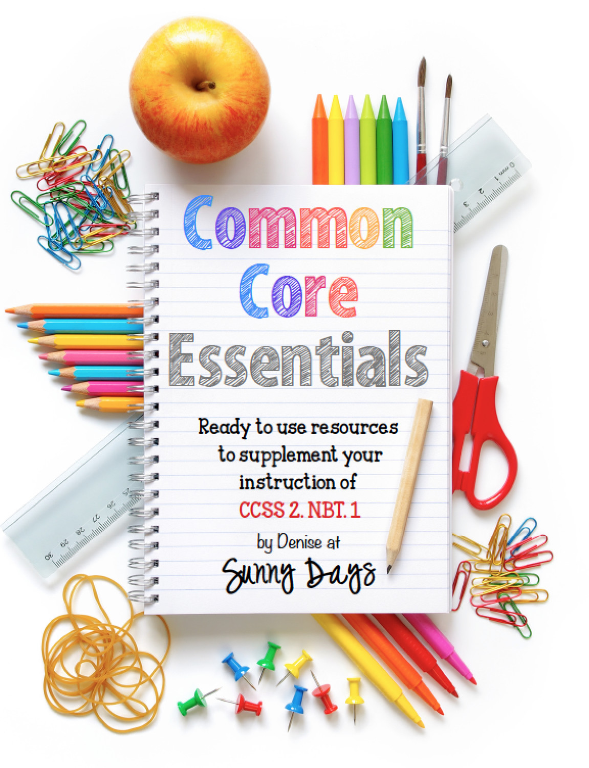 Common Core Essentials for 2.NBT.1