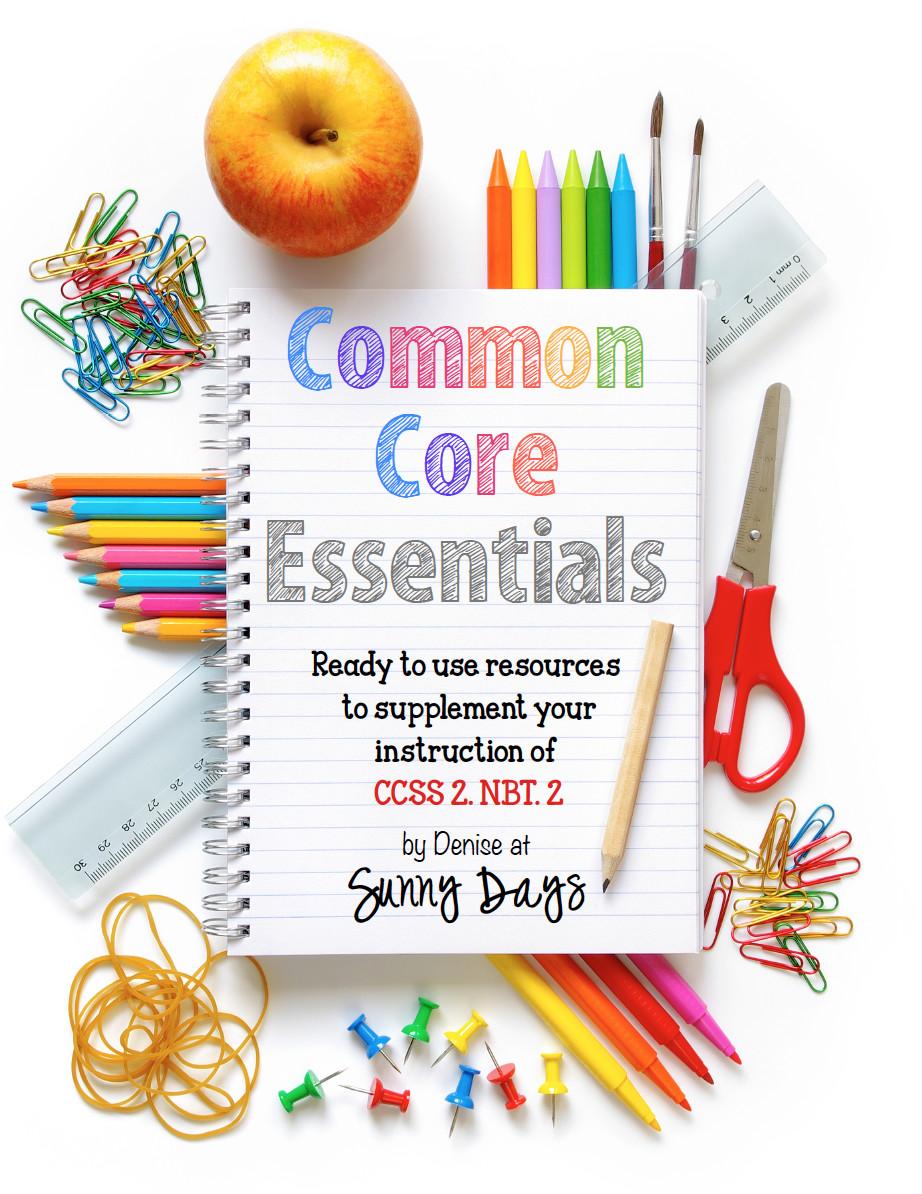 Common Core Essentials for 2.NBT.2