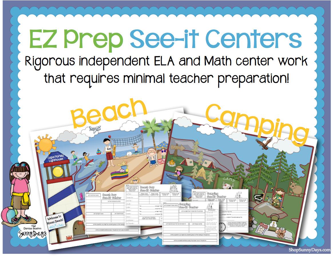 EZ Prep See-it Centers