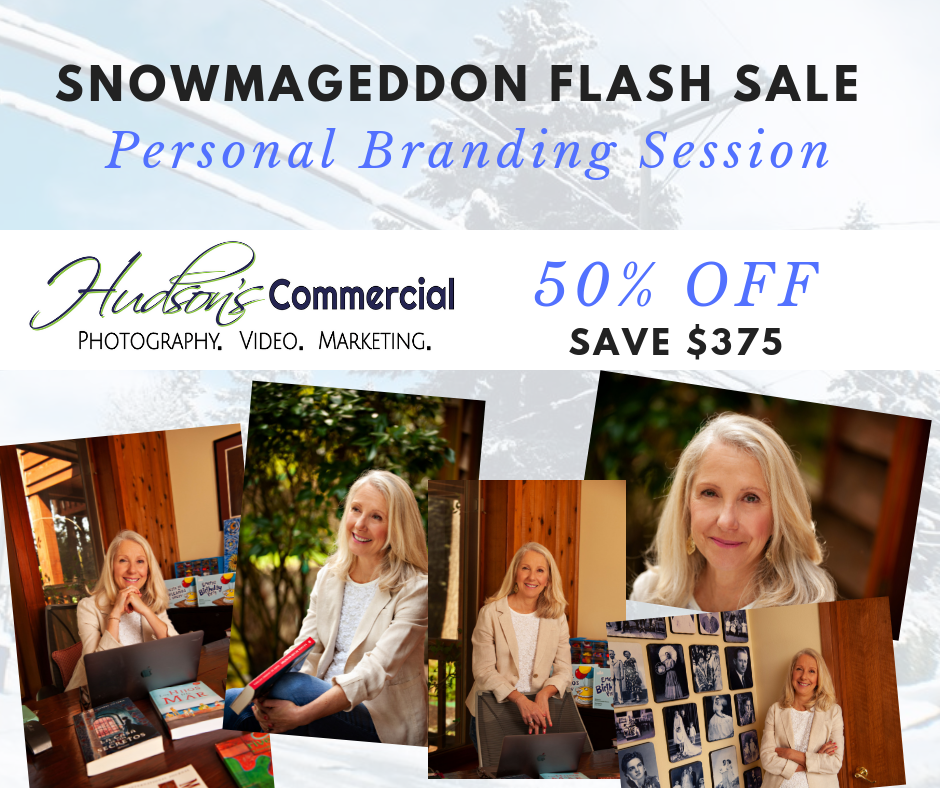 Business Branding Session - Save 40%