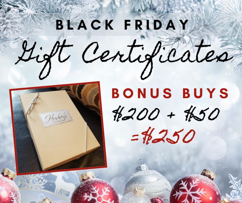 $200 Hudson's Gift Certificate - $50 Bonus Buy!