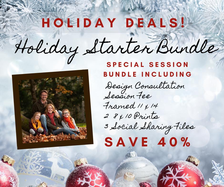 Hudson's Session Bundle - $647, Save $400!