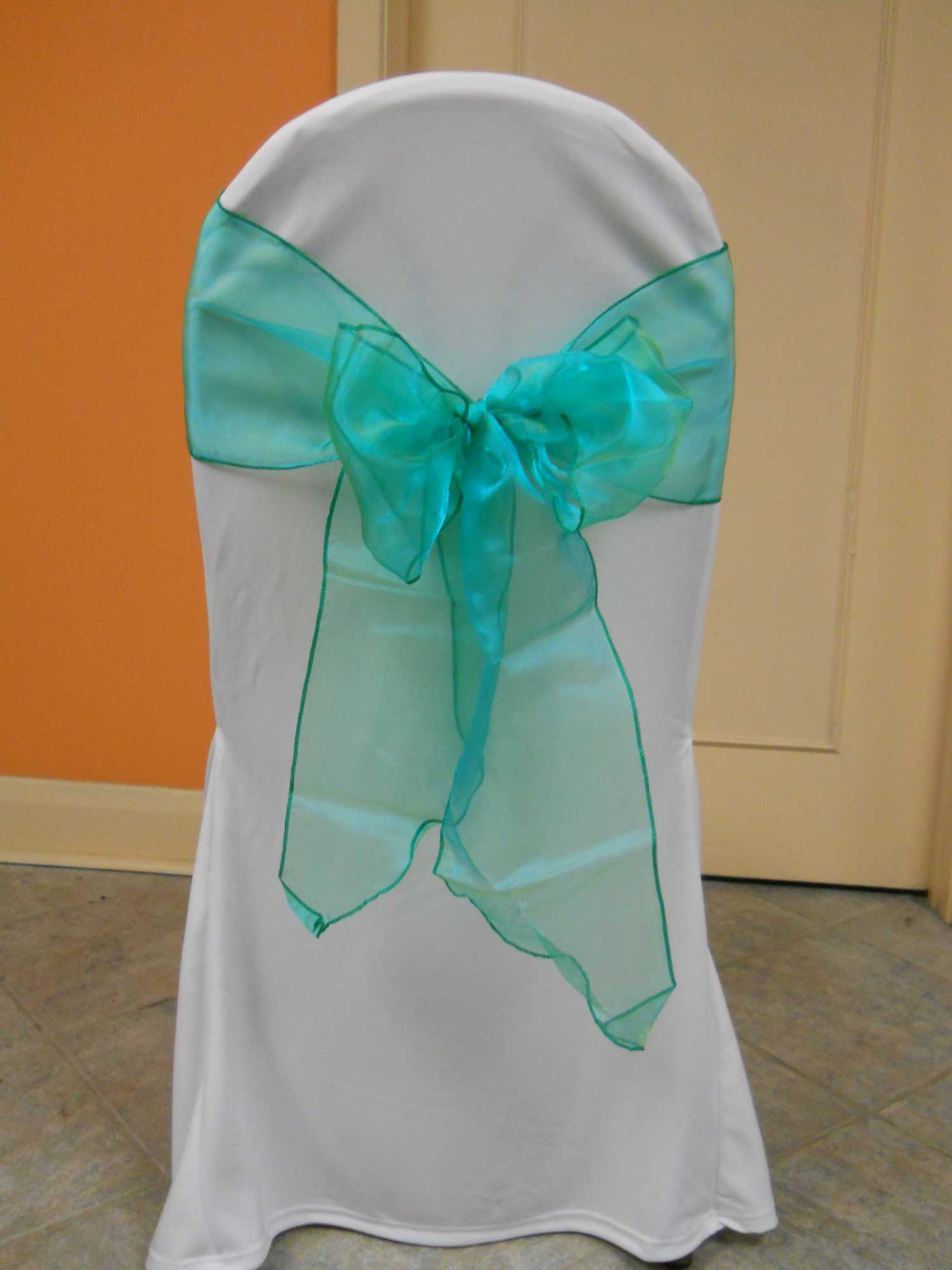 Jade Chair Sash