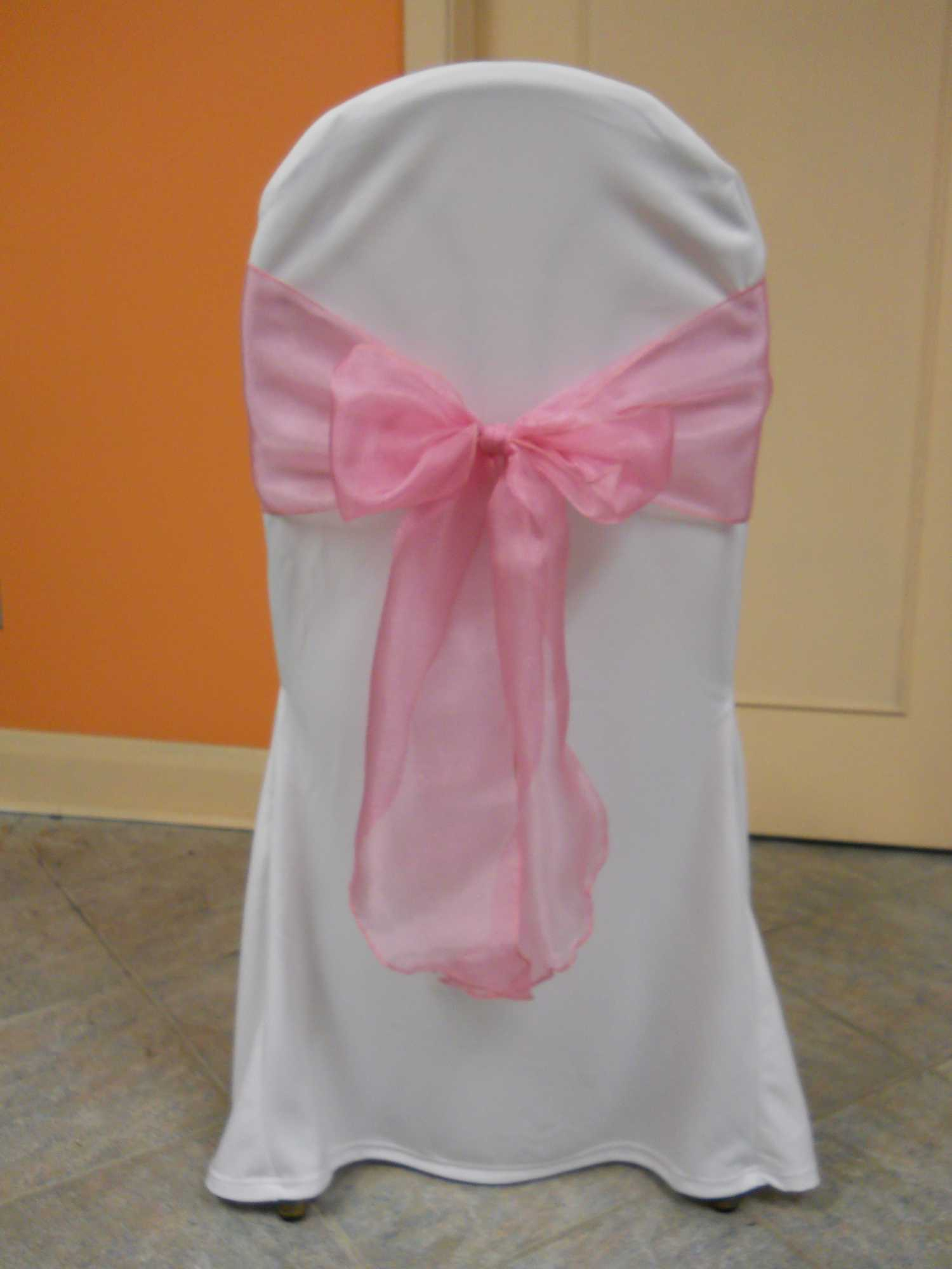 Rose Chair Sash