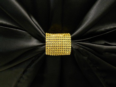 Chair Cover Buckle (Gold)