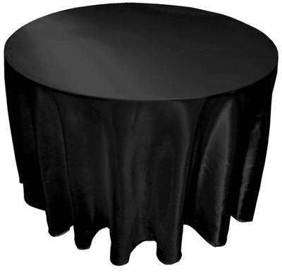 Poly Satin Tablecloth (120