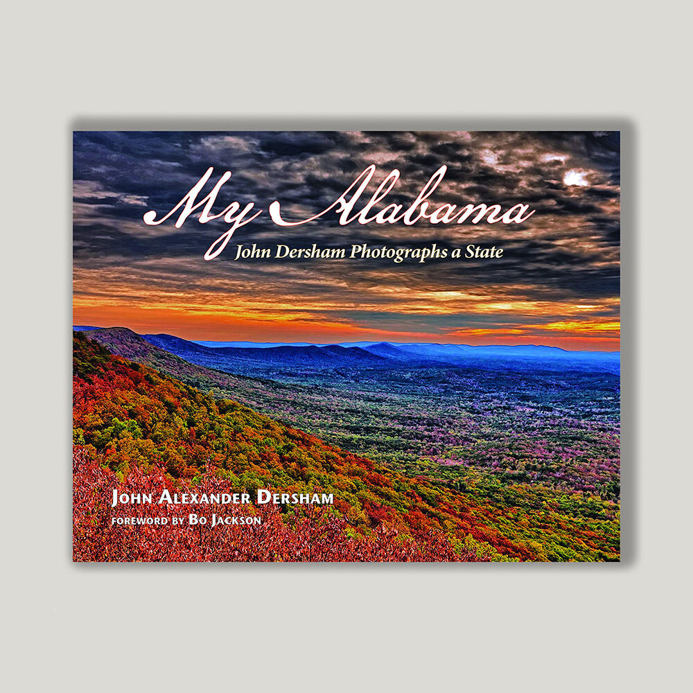 John Dersham's Book - My Alabama