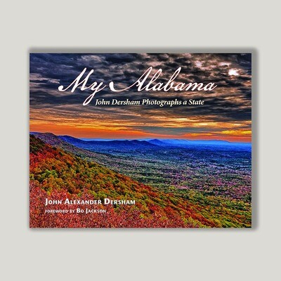 John Dersham's Book - My Alabama
