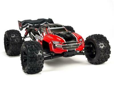 Arrma KRATON 6S 4WD BLX 1/8 RTR Red