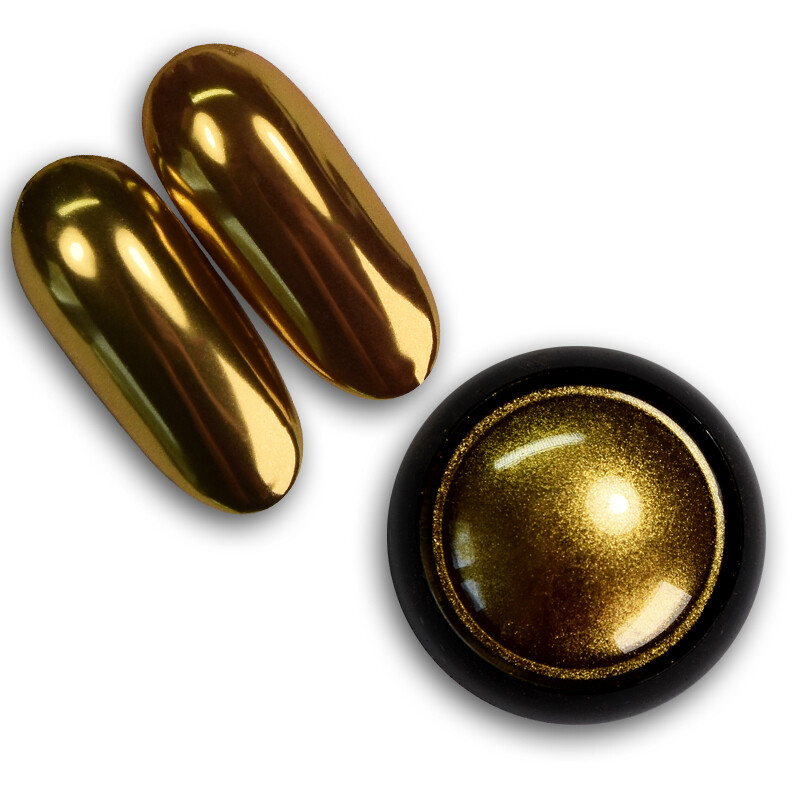 chrome titanium gold