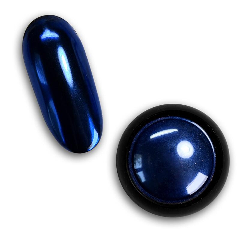 chrome titanium dark blue