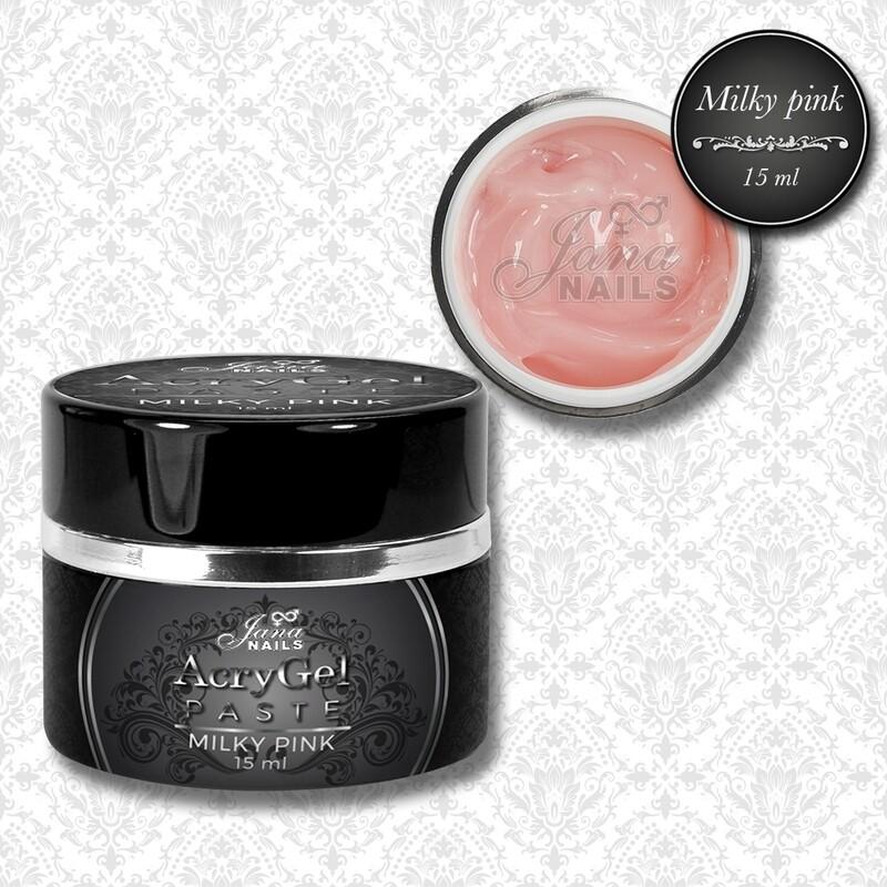 agrygel milky pink 15 ml