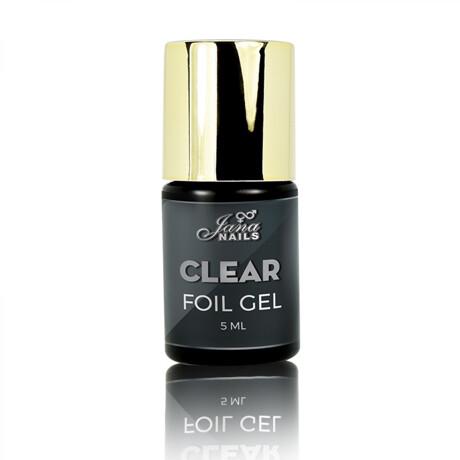 clear foils gel 5ml