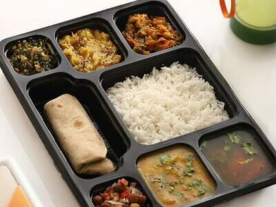 Full Meal-Non Veg (Rs.120)