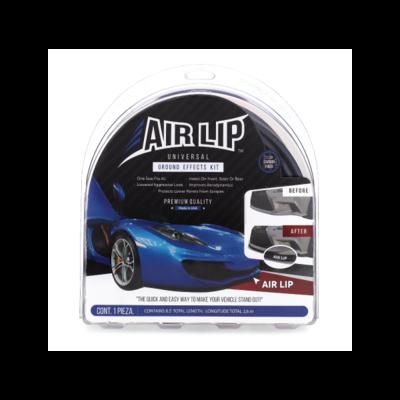 Universal Air Lip Carbon Fiber Style Kit