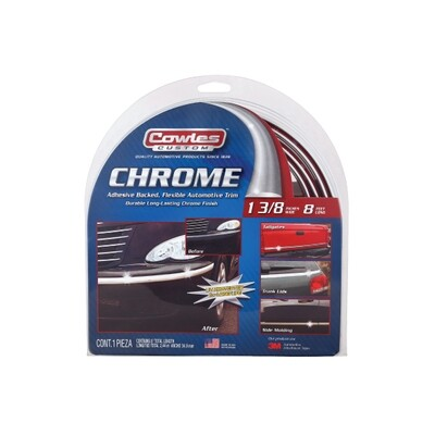 Custom Chrome 1 3/8